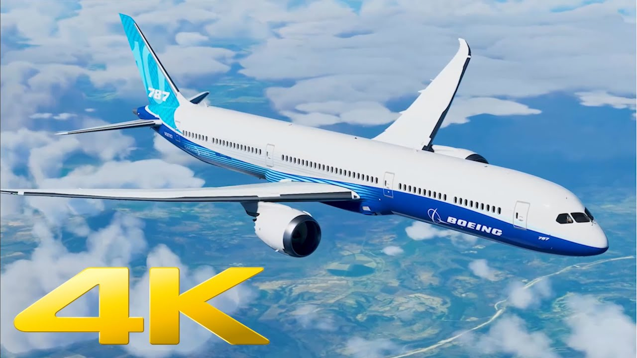 Preview: Hand crafted airports and airplanes in 4k | Microsoft Flight Simulator 2020