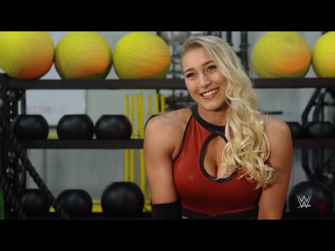 Why youth is on the side of Australia's Rhea Ripley
