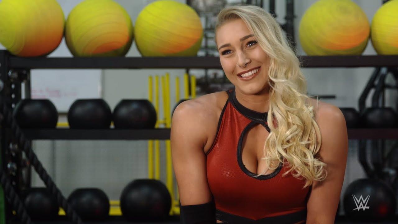 WWE News: Future Star Rhea Ripley Reveals Origin Of Unique Attitude 1