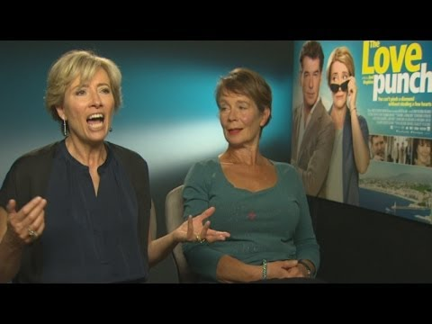 Emma Thompson interview: Justin Bieber needs to sort out his hair