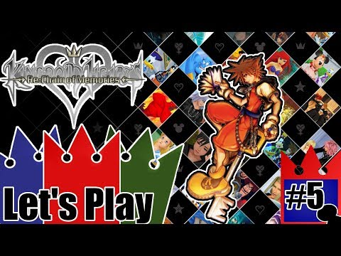 Let's Play: Kingdom Hearts Re: Chain of Memories (Part 5)