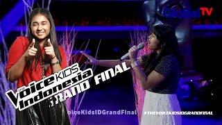 "Angel ""Hurt"" | Grand Final | The Voice Kids Indonesia GlobalTV 2016"
