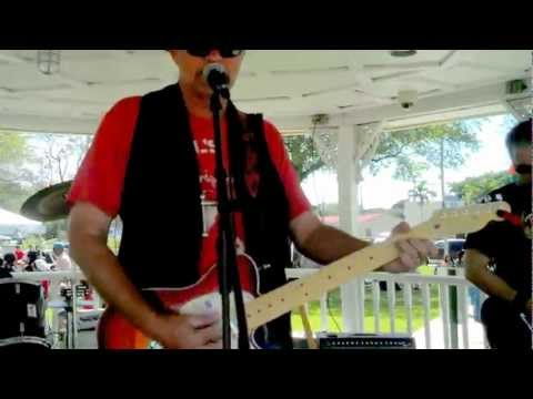 """New Orleans On A Chance"" by Barefoot Jax - Live in the Gazebo 2013"
