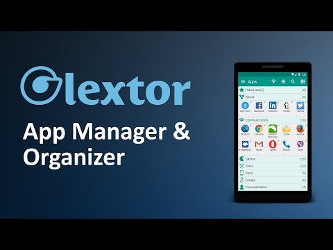 Glextor Manager Organizer Free Apps On Google Play