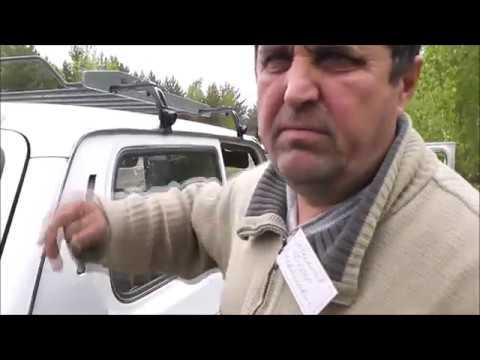Контроль скорости частной конторой ВЕГАС.Шушенское-Минусинск