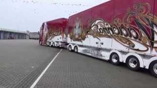 Scania R560 Madonna uit Finland winnaar bij Truckstar festival