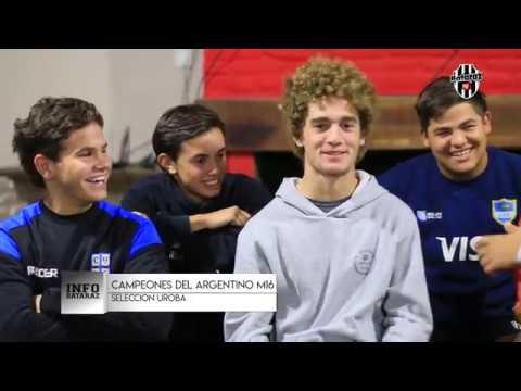 Info.Bataraz: Campeones del Argentino M16