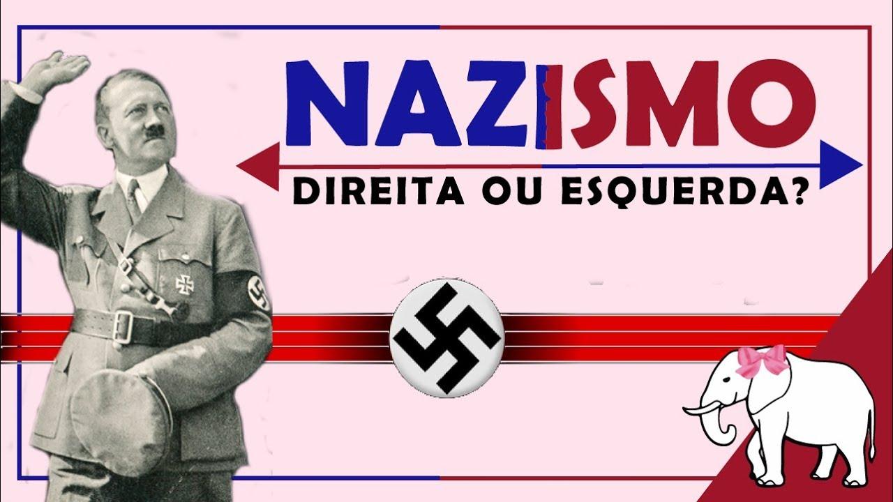 NAZISMO É DE DIREITA OU ESQUERDA?