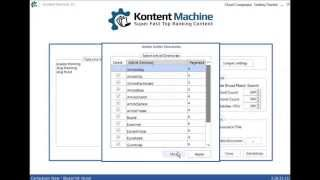 Kontent Machine Creates Silo Sites