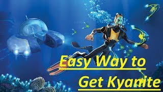 Download lagu Subnautica Easiest Way to Get Kyanite Without the Mk 2 Deep Module 900 Meters Only MP3