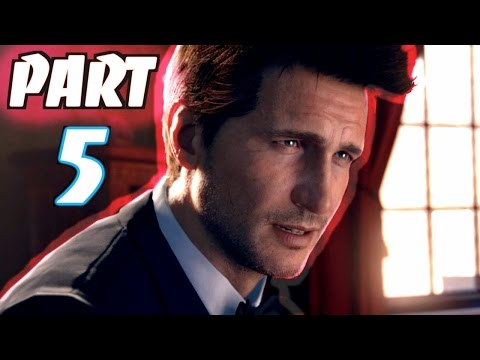 Uncharted 4: A Thief's End - SNEAKING INTO A MANSION! - #5