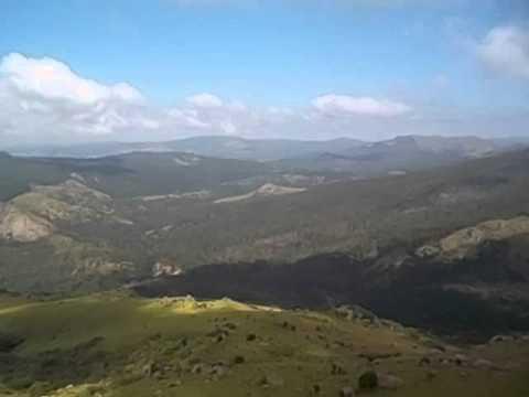 Swaziland  Lobamba 2 Sheba´s Breast summit  360º view Ezulwini valley  2016
