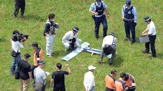 山陽新幹線の架線に模型飛行機引っかかる