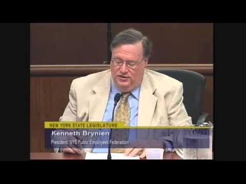 NYS Assembly June 13, 2011 Public Hearing