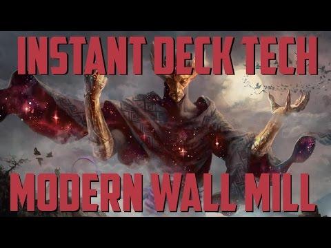 Instant Deck Tech: Wall Mill (Modern)