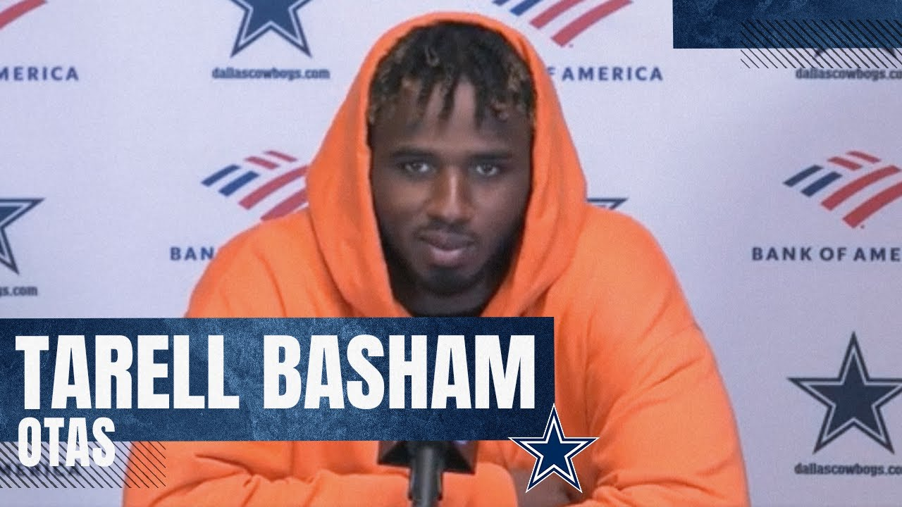 Download Tarell Basham: I've Done Enough Losing In My Past | Dallas Cowboys 2021