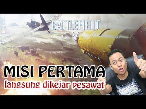 MISI PERTAMA YANG MENEGANGKAN !!! #1 - Battlefield 5 Story Indonesia