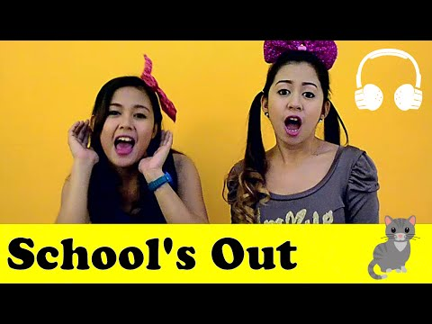School's Out | Family Sing Along - Muffin Songs