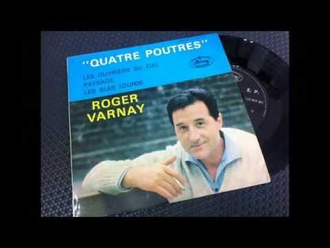 ROGER VARNAY ( Roger GAUFFRETEAU ) ,  Les Blés Lourds