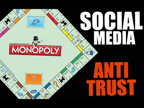 Apple, Google Facebook & Twitter Sued for Antitrust Violations by Conservative Group