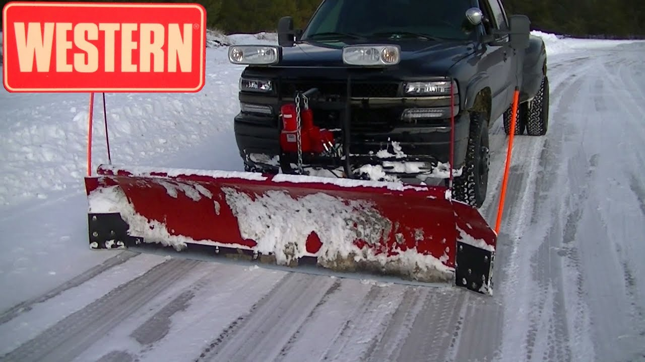 My Western Unimount Pro Plow 76 With Updated Lights Custom Wings Meyer Snow Light Wiring Diagram Further Chevy Silverado Blend