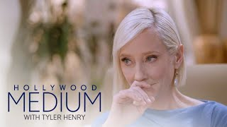 Anne Heche Needs a Break After Connecting to Late Brother | Hollywood Medium with Tyler Henry | E!