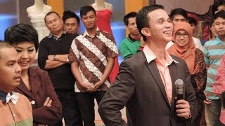 LUCU BANGET KUIS Wendy Cagur Stevie Lengkong Soimah Denny - YKS 6 Januari 2014