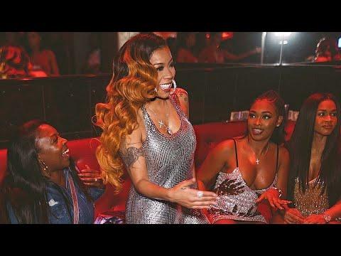 R&B singer Keyshia Cole