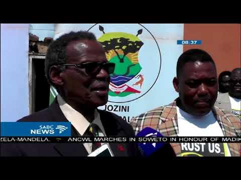 IFP campaigns in Ejozini, north of Durban