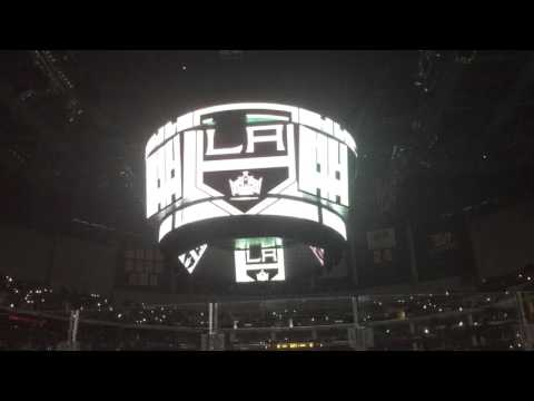 Los Angeles Kings 2016 Playoff Intro