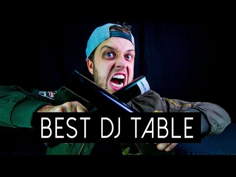 BEST DJ TABLE