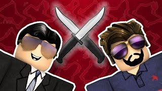 Roblox | Murder Mystery 2 #2 | Ben and Dad