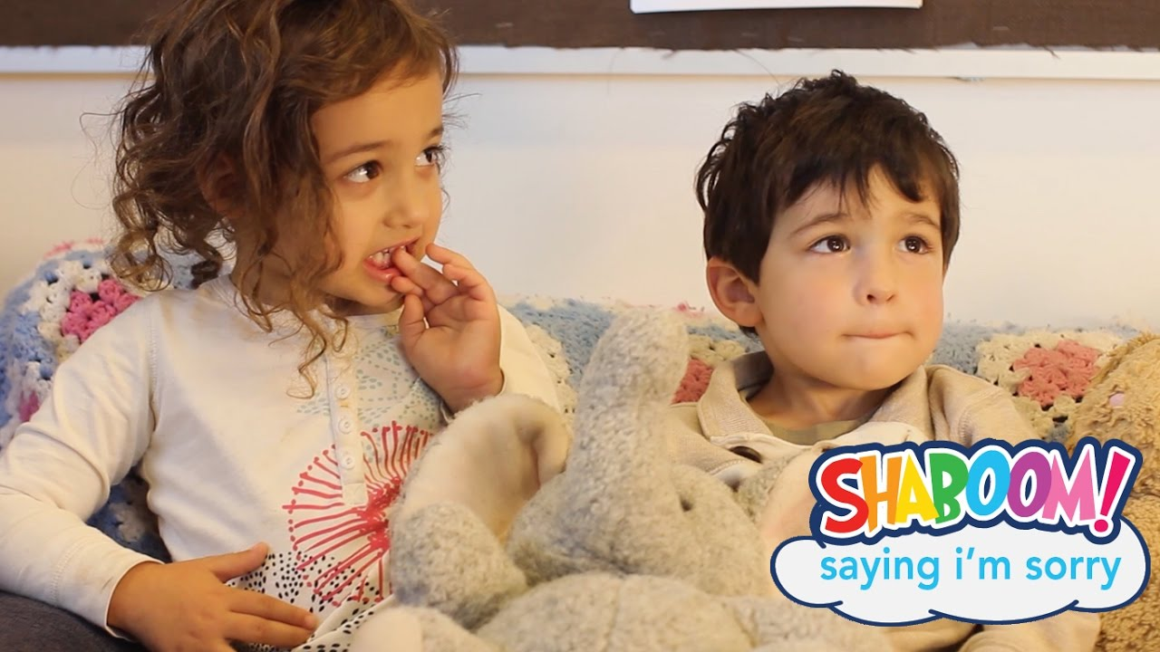 Teaching Your Kids About Saying Im Sorry Jewish Preschool Wisdom