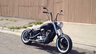 Honda Shadow 1100 Bobber C2M