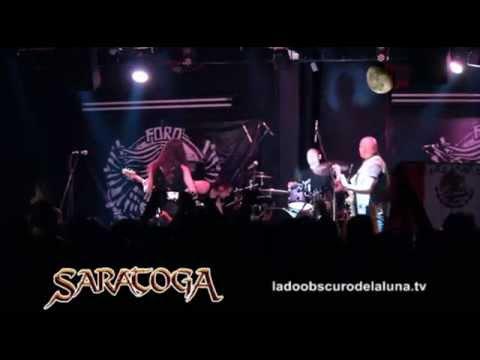 A Sangre Y Fuego / Saratoga / GDL 15-02-15