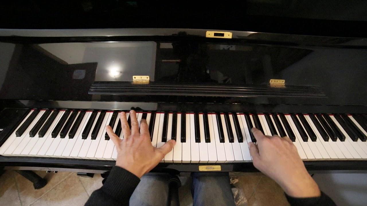 Dance Monkey Piano Improvisation - Tone and I (Pop Improv)
