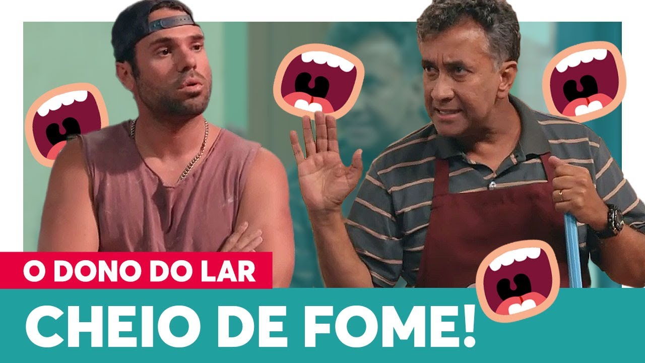 FOLGADO! Reginaldo quer comer o COZIDO de Américo | O Dono do Lar 16/06/2021 EP 8 parte 2