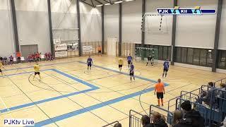 Futsal Ykkönen PJK-FC Kiisto