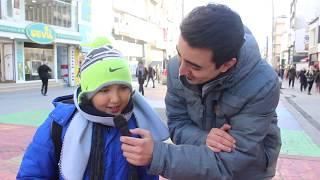 İstanbul Aydın Üniversitesi Psikoloji Kulübü Sokak Röportajı