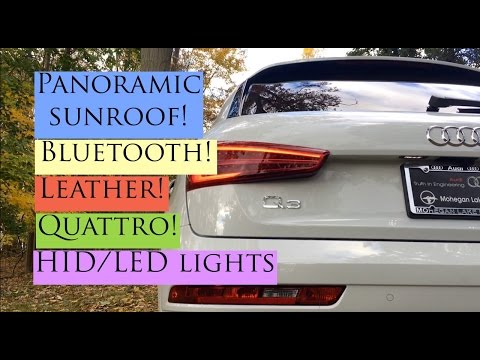 New 2017 Audi Q3 trim level! (SO MANY FEATURES/ LOWER PRICE!!!!)
