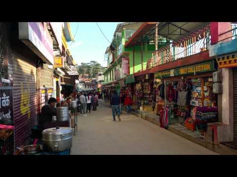 Main street , Mcleod ganj , Dharamshala
