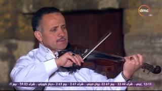 مساء dmc - الشيخ ياسين التهامي ينهي الحلقة بمجموعة انشاد رائعة بصوته العذب مع أسامة كمال