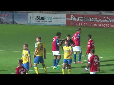 Highlights: Torquay United 1-0 Dagenham and Redbridge