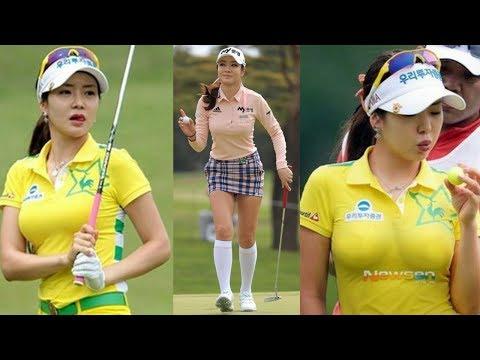 Shin Ae Ahn Golf Sports Moments