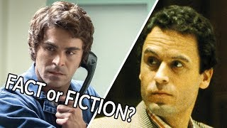 EXTREMELY WICKED, SHOCKINGLY EVIL, AND VILE | REAL LIFE OF TED BUNDY VS. NETFLIX MOVIE
