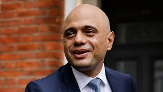 video: Sajid Javid opens way for EU travel to resume with NHS app