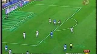 Pumas UNAM vs Cruz Azul Liguilla Apertura 2008 Cuartos de Final 1 3 (Vta)