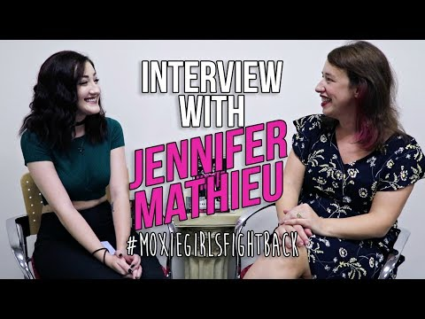 INTERVIEW WITH JENNIFER MATHIEU.