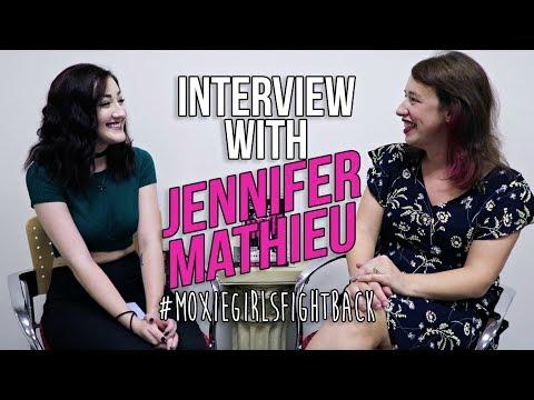 INTERVIEW WITH JENNIFER MATHIEU.