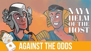 Against the Odds: Naya Helm of the Host (Standard)